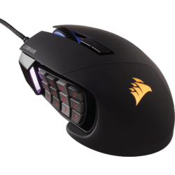 CORSAIR Mouse Gaming Scimitar PRO RGB