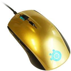 Steel Series Mouse Gaming Rival 100, Alchemy Gold