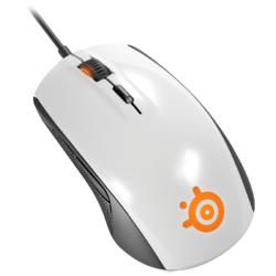 Steel Series Mouse Gaming Rival 100, white