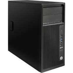 Sistem desktop HP Z240 TWR, Intel Core i7-6700 3.4GHz Skylake, 8GB DDR4, 1TB HDD, GMA HD 530, Win 10 Pro