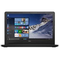Laptop DELL 15.6'' Vostro 3568 (seria 3000), Intel Core i3-6100U, 4GB DDR4, 1TB, Radeon R5 M420 2GB, Win 10 Pro, Black
