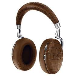 Parrot Casti audio wireless Zik 3 by Starck, Maro crocodil