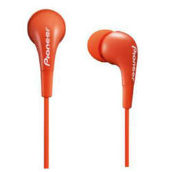 Pioneer Casti audio in-ear SE-CL502-M, Portocaliu
