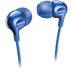 Philips Casti audio In-Ear SHE3700BL/00, Albastru