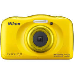 Nikon Aparat foto digital COOLPIX WATERPROOF W100, Backpack Kit, galben