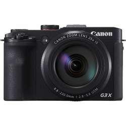 Canon Aparat foto digital PowerShot G3 X, 20.2MP, Black