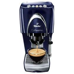 Espressor Tchibo Cafissimo Classic Nightflight Limite Edition, 15 bar, 1.2 l, Capsule, Blue