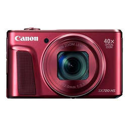 Canon Aparat foto digital PowerShot SX720, 20.3 MP, Rosu