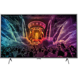 Philips Televizor LED 55PUS6401/12, 139 cm, 4K Ultra HD LED Smart TV, Ambilight