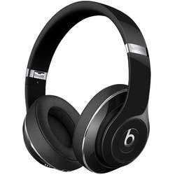 Casti audio cu banda Beats Studio Wireless by Dr. Dre, Gloss Black