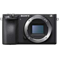 Sony Aparat foto mirrorless ILCE-6500 Body, 24.2 MP, 4K, Bluetooth, Wi-Fi, NFC, Negru