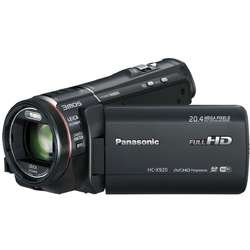 Panasonic Camera video HC-X920EP-K, Full HD, Wi-Fi, Black