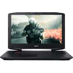 Laptop Acer Gaming 15.6'' Aspire VX5-591G, FHD, Intel Core i7-7700HQ , 8GB DDR4, 256GB SSD, GeForce GTX 1050 4GB, Linux, Black