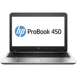 Laptop HP 15.6'' Probook 450 G4, FHD, Intel Core i7-7500U, 8GB DDR4, 256GB SSD, GMA HD 620, FingerPrint Reader, FreeDos