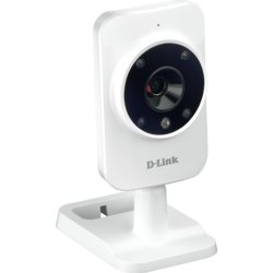 "D-Link Camera IP Home Monitor HD, 1/4"" Megapixel CMOS sensor"