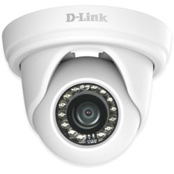 D-Link Camera Supraveghere IP Full HD, de exterior, Mini Dome