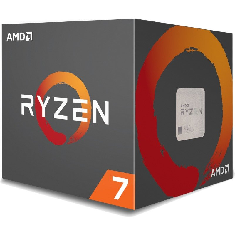 Procesor Amd Ryzen 7 1700 3ghz Box