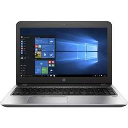 Laptop HP 15.6'' Probook 450 G4, FHD,  Intel Core i5-7200U, 8GB DDR4, 500GB 7200 RPM, GMA HD 620, Win 10 Pro, MS Office Home&Business 2016 + Geanta inclusa