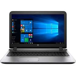 Laptop HP 15.6'' Probook 450 G3, Intel Core i3-6100U, 4GB DDR4, 500GB 7200 RPM, GMA HD 520, Win 7 Pro + Win 10 Pro, Dark Ash Silver