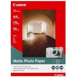 Canon MP-101, 50 sheets A4 photo paper 170g/m2, Matte Photo Paper BS7981A005AA