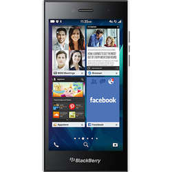 Telefon Mobil Blackberry Leap 16GB LTE 4G Alb