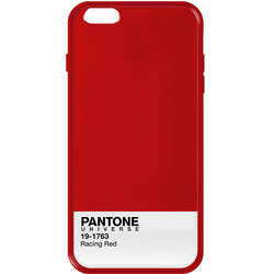 CASE SCENARIO Husa Capac spate Pantone Racing Red+Bumper Rosu APPLE iPhone 6 Plus, iPhone 6s Plus
