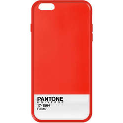 CASE SCENARIO Husa Capac spate Pantone Fiesta+Bumper Portocaliu APPLE iPhone 6 Plus, iPhone 6s Plus