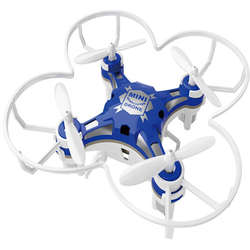star Mini Drona Pocket Quadcopter 124 Albastru