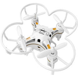 star Mini Drona Pocket Quadcopter 124 Alb