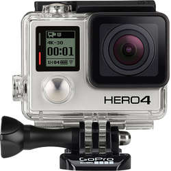 Camera Sport & Outdoor GoPro Black Edition Hero 4 Negru
