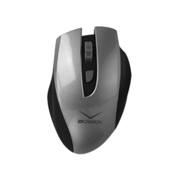 CANYON Wireless Rechargeable Mouse, 800/1200/1600 DPI