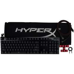 KINGSTON Tastatura Mecanica, cu fir detasabil, HyperX Alloy FPS, Cherry MX Blue