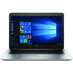 Laptop HP 17.3'' ProBook 470 G4, FHD,  Intel Core i7-7500U, 8GB DDR4, 1TB, GMA HD 620, FingerPrint Reader, Win 10 Home, Silver