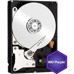 Western Digital Hard disk WD Purple 500GB SATA-III IntelliPower