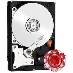 Western Digital Hard disk WD Red Pro 8TB SATA-III 7200RPM 128MB