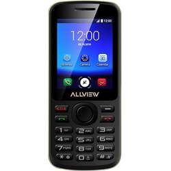 Telefon mobil Allview M9 Connect, Dual Sim, Black