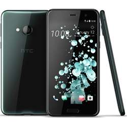 Telefon mobil Single SIM HTC U Play, 32GB + 3GB RAM, Brilliant Black
