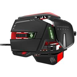 Saitek Mouse Gaming Mad Catz RAT 6, 8200dpi, Black