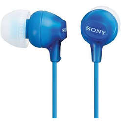 Sony Casti Audio In Ear 3.5MM Albastru