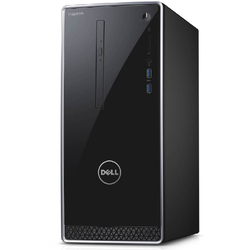 Sistem desktop DELL Inspiron 3650 MT,  Intel Core i5-6400 2.7GHz , 8GB DDR3, 1TB HDD, GeForce 730 2GB, Linux