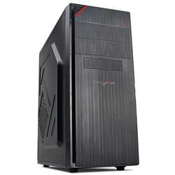 Sistem Desktop MYRIA Play V2, Intel Core i3-6100 3.7GHz, 8GB, 1TB, Intel HD Graphics 530, Linux