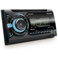 Radio CD auto Sony WX900BT, 4 x 52 W, 2DIN, USB, AUX, Bluetooth