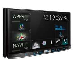 GPS Navigation System Pioneer AVIC-F88DAB, ecran tactil 7 inch, Apple CarPlay, Bluetooth, CD/DVD, MIXTRAX, Dual USB, SD card, Android auto, DAB, HDMI