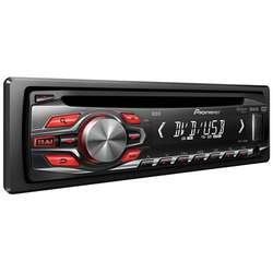 Player auto Pioneer DVH-340UB, 4x50 W, CD/DVD, USB, AUX, RCA video