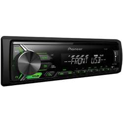 Radio MP3 Player auto Pioneer MVH-190UBG, 4x50 W, USB, AUX, RCA, Android (fara CD)