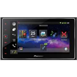 "Multimedia unit Pioneer SPH-DA120, ecran tactil 6.2"", dual USB, GPS, Bluetooth, Android, control iPhone, AppRadio Mode (fara CD)"