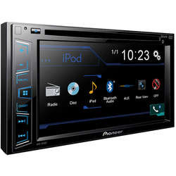 "Multimedia player auto Pioneer AVH-290BT, 2DIN, 6.2"" Touchscreen, Bluetooth, 4x50W, USB, AUX"