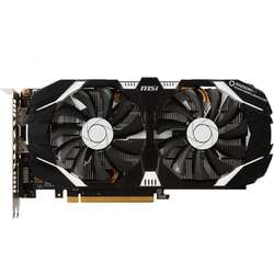 Placa video MSI GeForce GTX 1060 6GT OCV1 6GB DDR5 192-bit