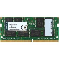 Memorie notebook Kingston ValueRam, 16GB, DDR4, 2133MHz, CL15, 1.2v, Dual Ranked x8
