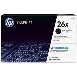 Toner HP 26X black